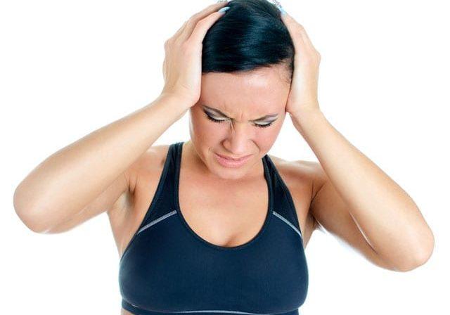 exercise-headache